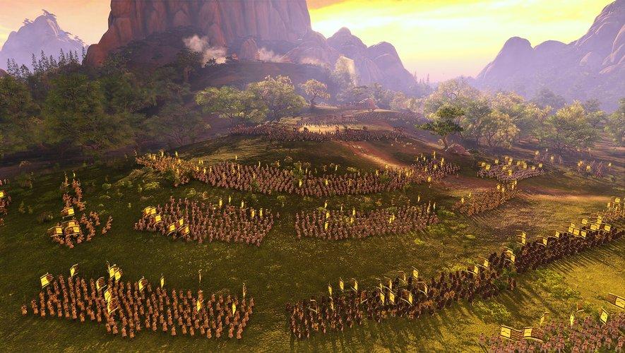 """Total War: Three Kingdoms"" s'attaque à la Chine."