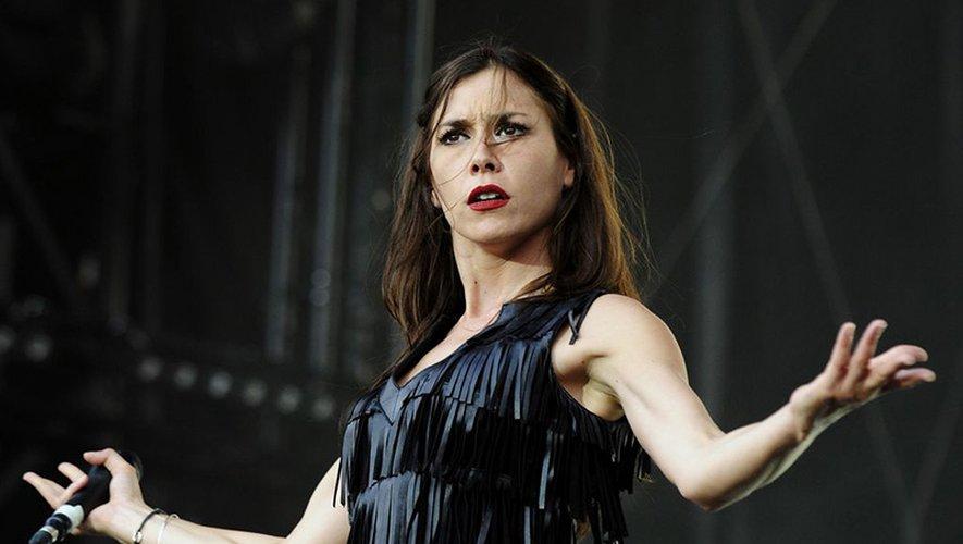 Olivia Ruiz a répondu à l'invitation de Lionel Suarez. L'Audoise sera présente sur la scène du Bretelle(s) Festival à Bertholène le jeudi 1er août.