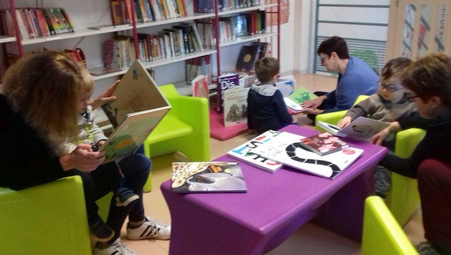 De magnifiques histoires à partager, autour des livres et des images !