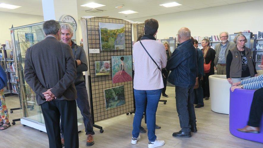 L'exposition « Votre âme d'artiste dévoilée » se prolonge jusqu'au 8 juin.