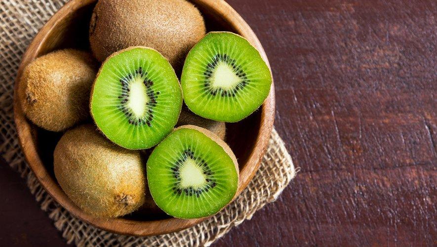 Le kiwi se glisse en première place du palmarès des hausses, avec une augmentation de son prix de 20%.