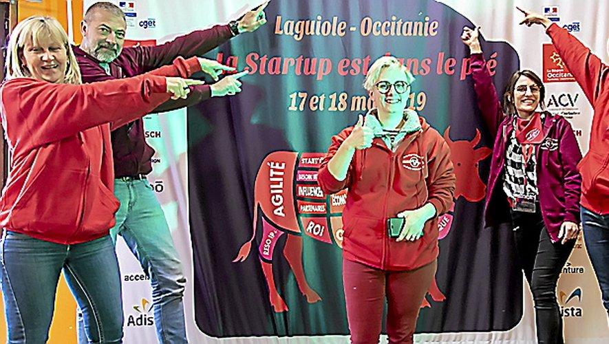 Les Lotois du « mouton givré » ont remporté cette 18e édition.