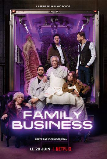 """""""Family Business"""", avec Gérard Darmon et Jonathan Cohen, sortira le 28 juin 2019 sur Netflix."""