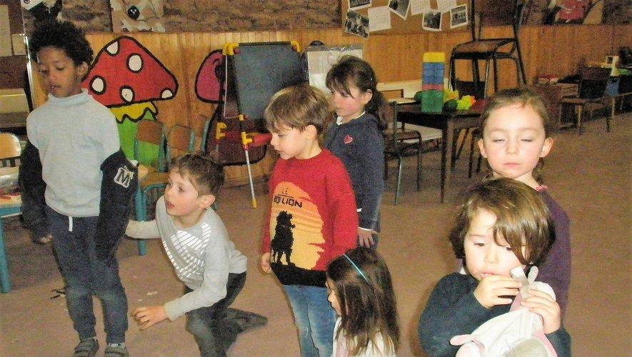 Les enfants sont à l'honneur à la Grange du Monastère.
