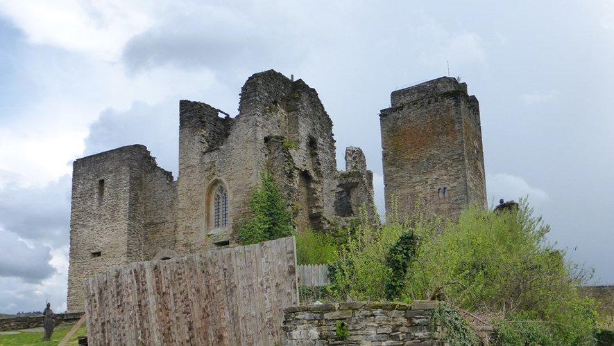L'épreuve se déroulera dans les gorges de la Truyère au pied du château.