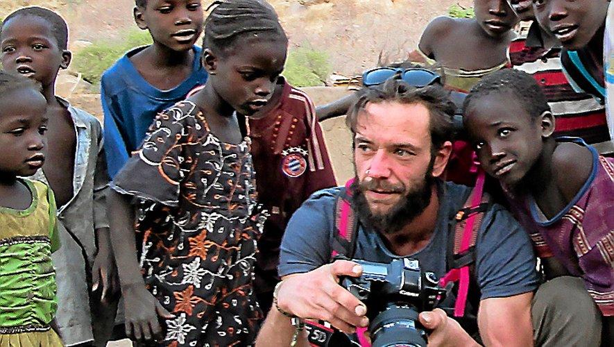 Étienne Tafary est revenu très marqué de son voyage au Tchad.