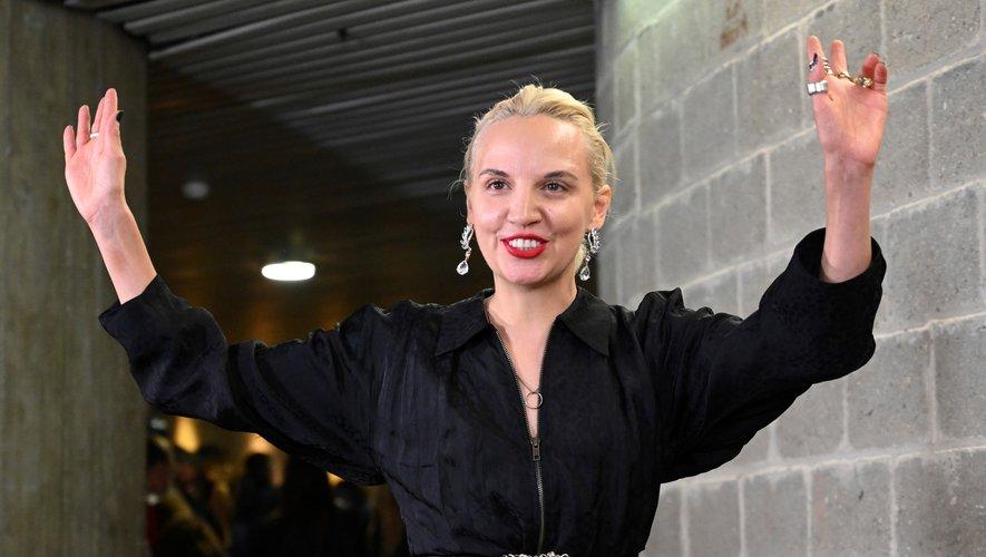 Christelle Kocher et sa marque Koché figurent parmi les finalistes du Grand Prix de la 30e édition de l'ANDAM.