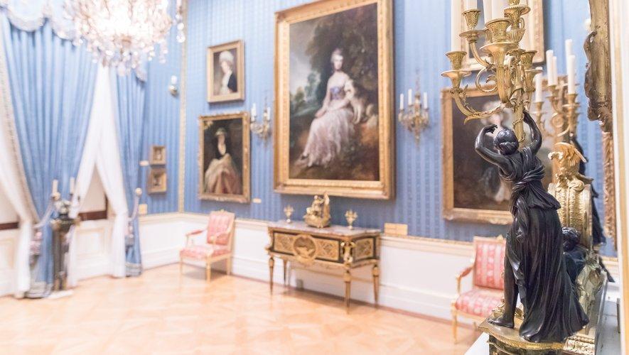 La Wallace Collection à Londres.
