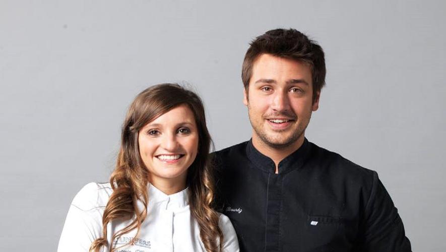 Noémie Honiat et Quentin Bourdy.