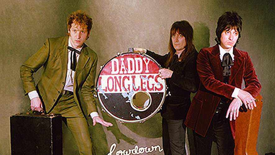 Côté musique, entre autres choses, le rock garage des Américains de Daddy Long Legs.
