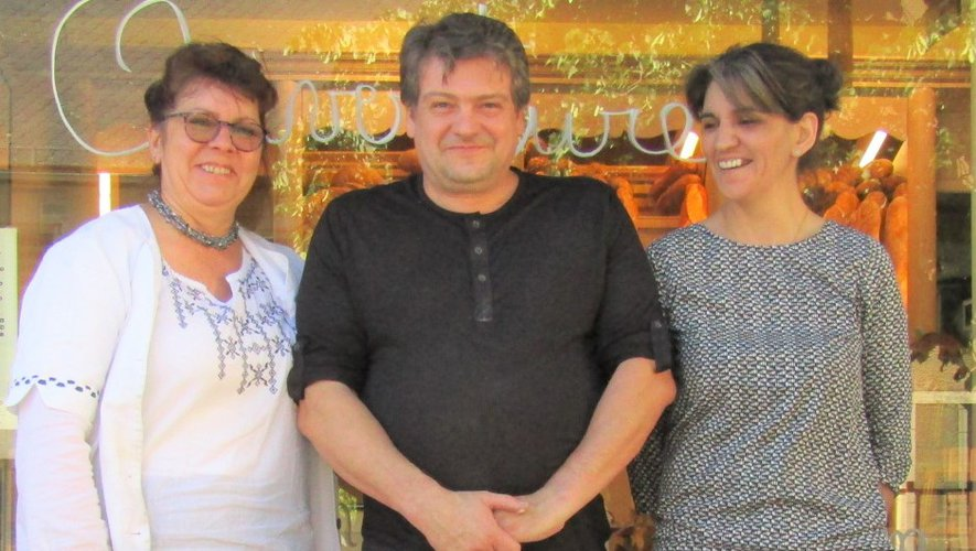 Corinne, José et Florentina envisagent une ouverture le lundi pendant l'été.