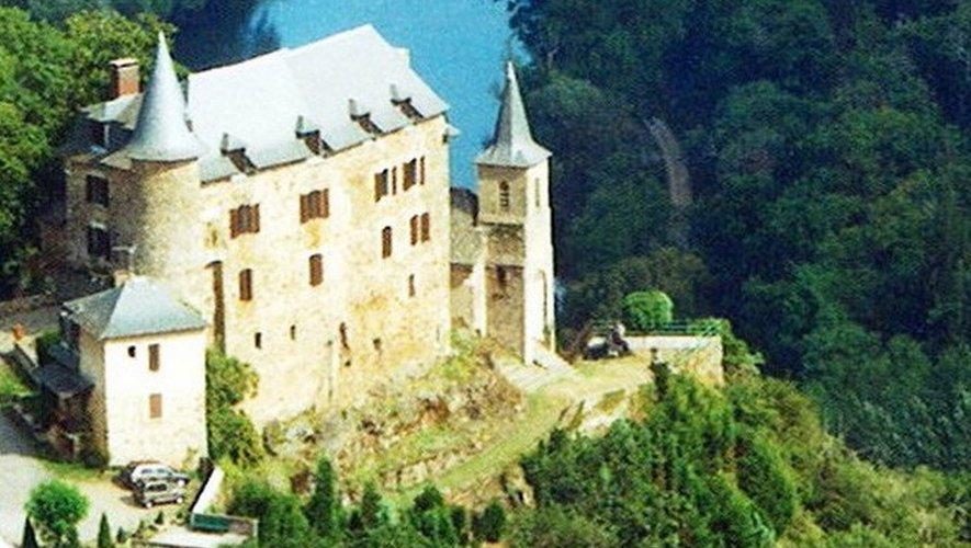 Le majestueux château de Gironde.