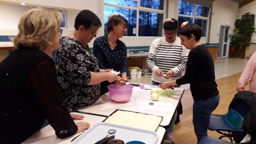 Les ateliers de l'Argence Gourmande reprendront à l'automne.