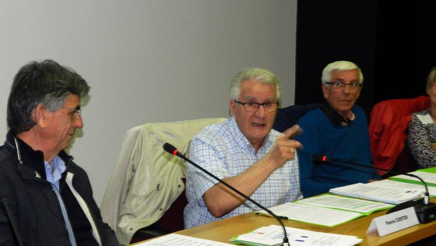 Lors du dernier conseil communautaire, Pierre Costes s'est fait un ardent avocat de la lecture.