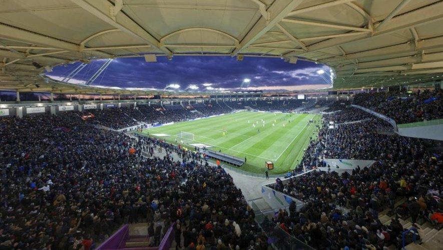 Rodez alternera ses rencontres avec Toulouse au Stadium.