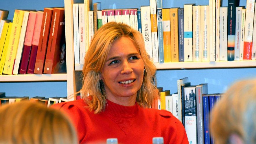 Un beau prix littéraire pour Vanessa Bamberger