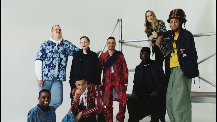 Campagne 'This Is London' du British Fashion Council