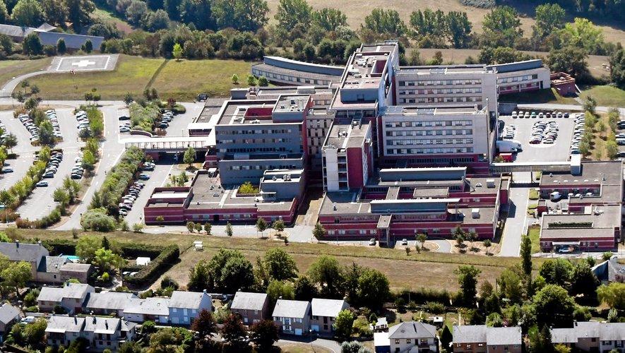 Rendez-vous ce vendredi 7juin dans le hall du centre hospitalier Jacques-Puel.