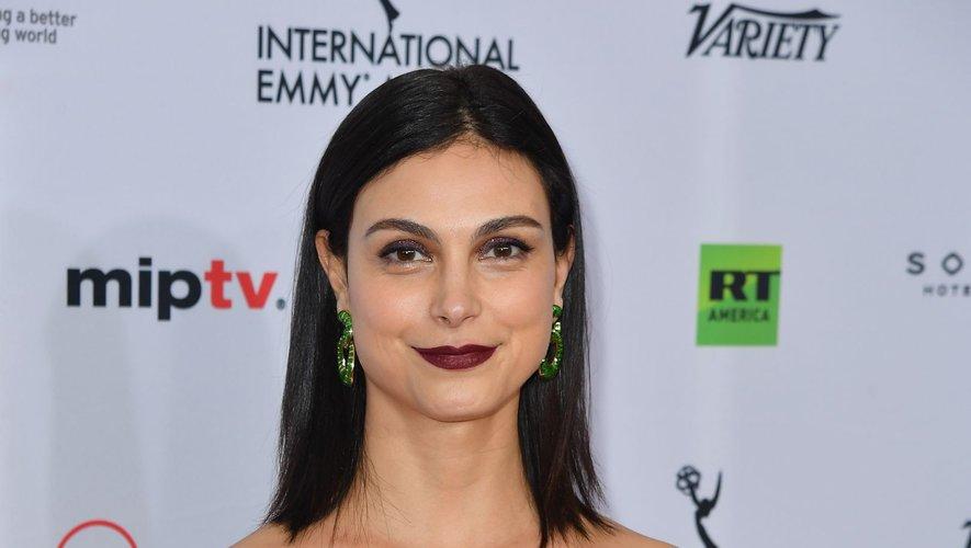 """Morena Baccarin prêtera sa voix dans le film d'horreur animé """"To Your Last Death"""" de Jason Axinn, attendu avant la fin de l'année 2019 aux Etats-Unis."""