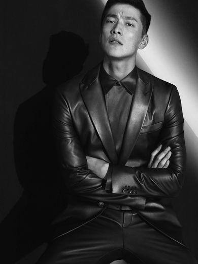 Le mannequin Daisuke Ueda prête également ses traits à la campagne automne-hiver 2019 de Giorgio Armani, pour la ligne masculine.