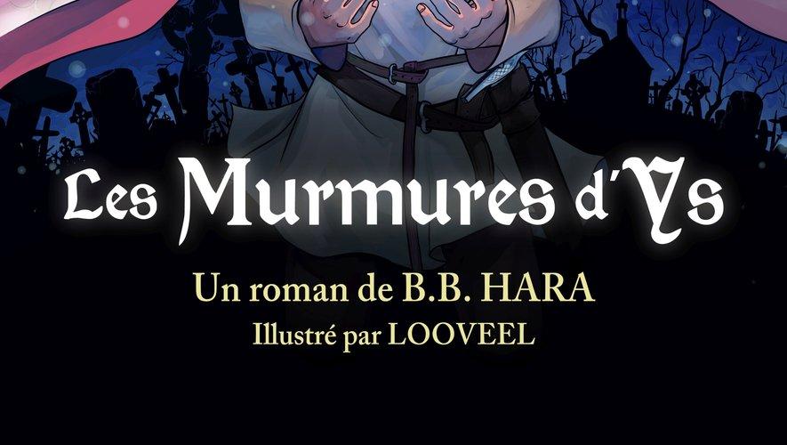 La couverture du roman de B. B. Hara, illustrée par Looveel.