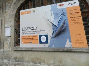 Visite commentée de l'exposition du musée Urbain-Cabrol