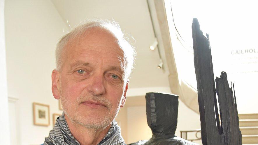 L'artiste rémois Christian Lapie présente « Le souffle  du temps », un parcours de sculptures dans la ville et une exposition au musée Denys-Puech. Le vernissage est fixé aujourd'hui, à 18 h 30.
