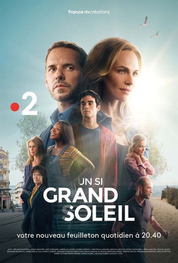 Sur la Deux, en un an, les aventures de la famille Estrela à Montpellier ont réussi à conquérir elles aussi 3,8 millions de téléspectateurs en moyenne