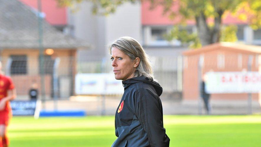 La technicienne ruthénoise a disputé deux Coupes du monde avec l'équipe de France..