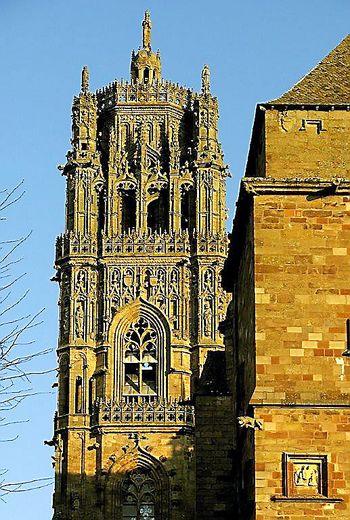 Le clocher aujourd'hui.