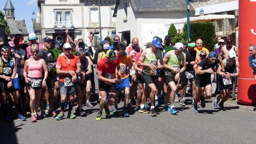 Soixante-quatre concurrents étaient au départ de l'épreuve.