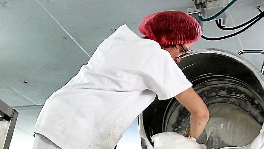 Meringue en Aveyron emploie 16 salariés à Villeneuve.