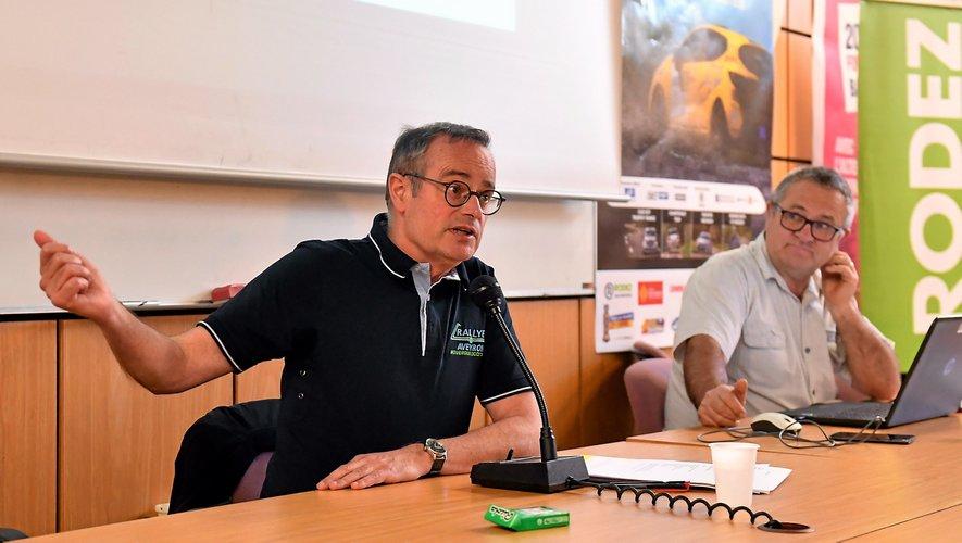 Gérard Fournier, organisateur de l'épreuve, a dévoilé le programme de l'édition 2019.