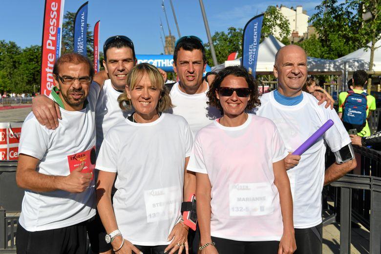 L'Ekiden de Rodez 2019 a accueilli 177 équipes ce samedi 8 juin au départ de l'esplanade des Rutènes.