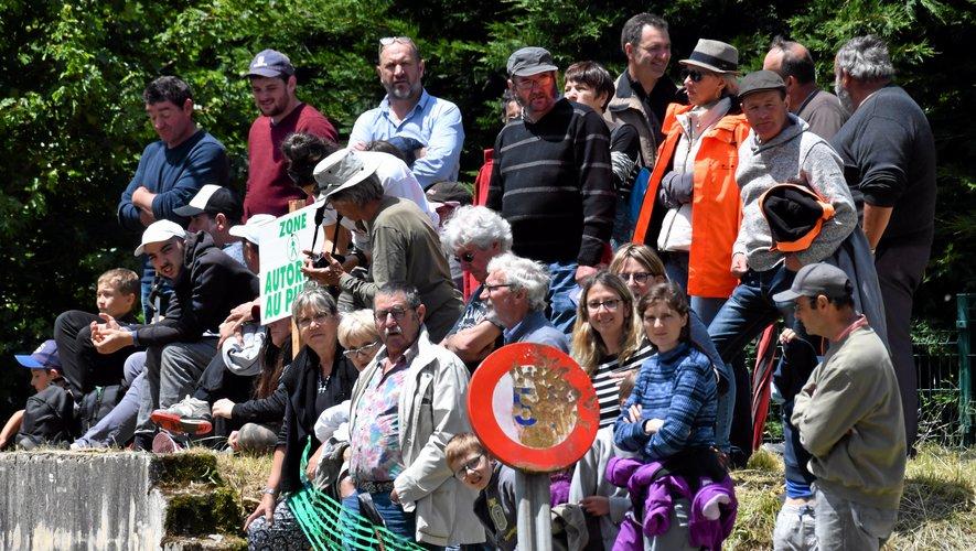 Patrick Rouillard a dominé de la tête et des épaules l'édition 2019 du rallye de Saint-Geniez-d'Olt devant un public nombreux.