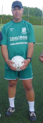 Alexandre Puech qui était le coachde l'équipe II managera l'équipe fanion la saison prochaine.