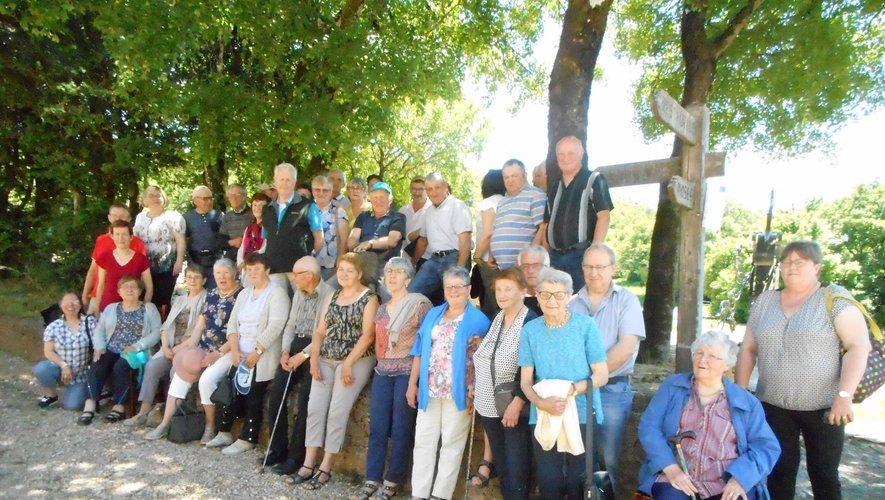 La Soulenco s'est dérouléedans le Sud-Aveyron