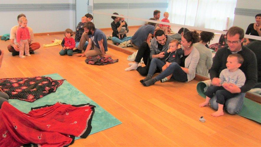 Un jardin de sons pour enfantset parents.
