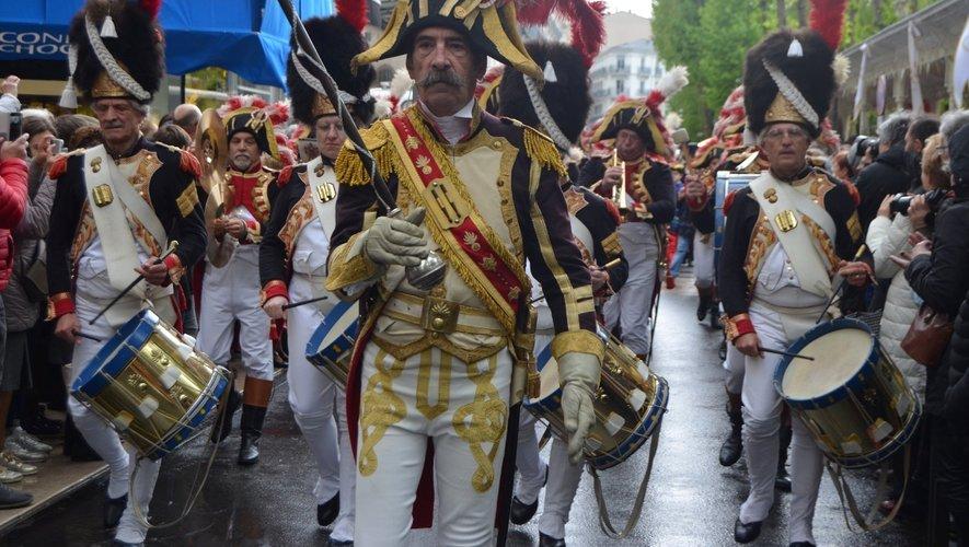 La Garde Impériale de Dijon accompagnera la procession.