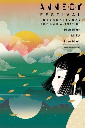 Plus de 500 films seront projetés à le Festival international du Film d'animation 2019