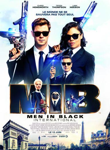 """Men in Black : International"" de F. Gary Gray sortira le vendredi 14 juin 2019 aux Etats-Unis."