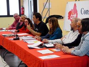 La CGT est le syndicat majoritaire au sein du conseil départemental, avec 209 adhérents sur 1625 employés.