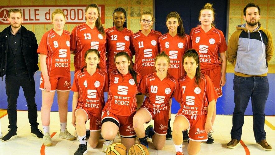 Bravo aux U18F.