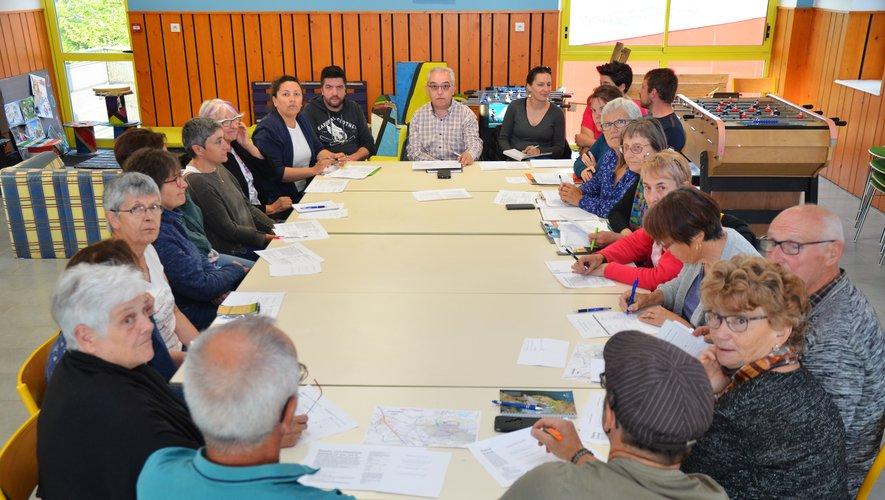 Les associations se sont mobilisées autour de la municipalité pour organiser cet événement festif.