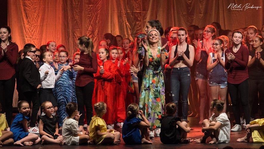 Le gala de danse fait le plein et séduit le public