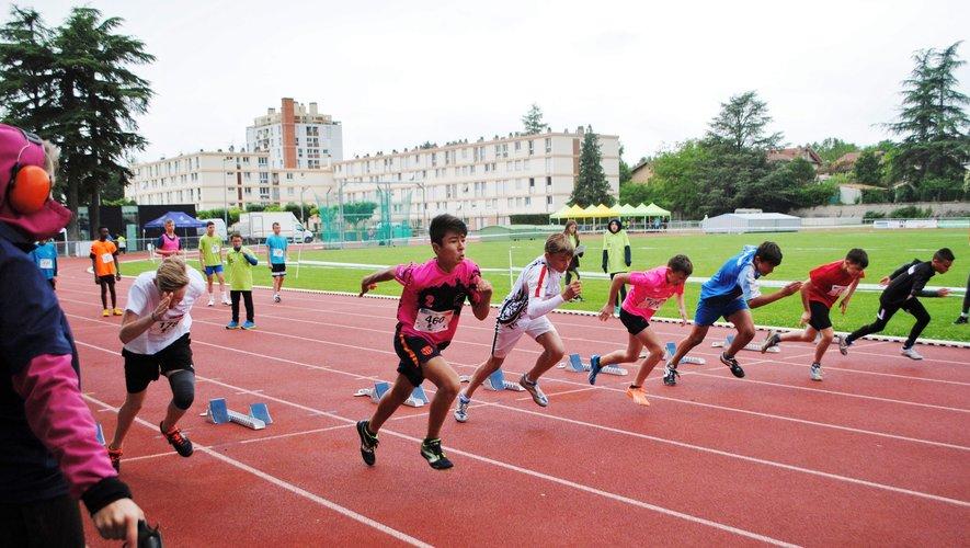 Millau accueille les jeux de l'UNSS