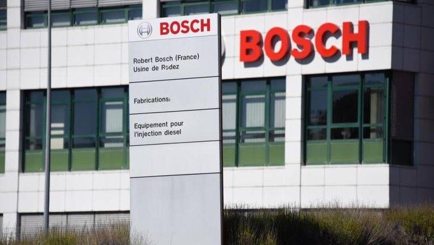 L'avenir du site Bosch de Rodez reste très incertain.