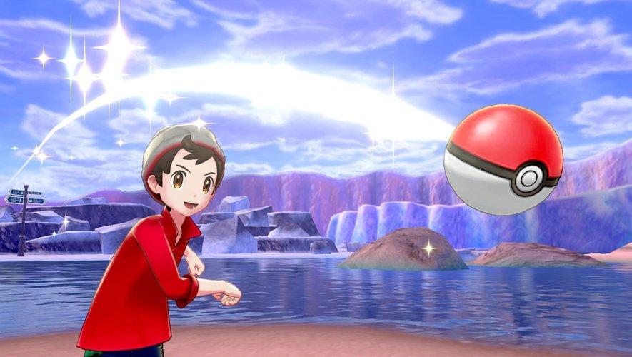 """""""Pokémon Epée et Bouclier"""" se déroule dans un pays qui s'inspire du Royaume-Uni."""