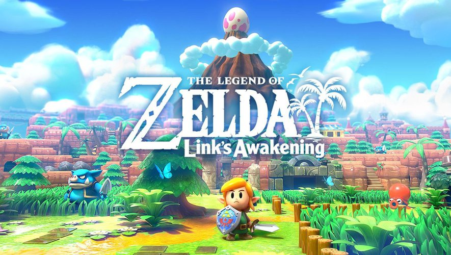 """The Legend of Zelda: Link's Awakening"""