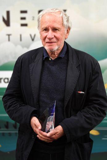"""Pionnier de l'animation française, le réalisateur Jean-François Laguionie a reçu un Cristal d'honneur au Festival d'Annecy, où il est venu présenter son dernier film, """"Le Voyage du prince""""."""